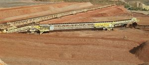 Wood to install material-handling system at Arizona copper mine
