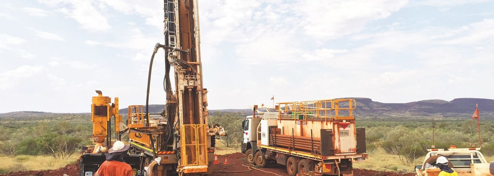 Meeting a need for drilling innovation