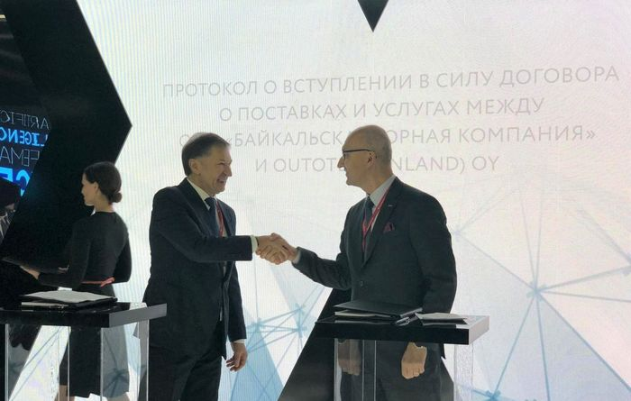 Outotec awarded Baikal Mining contract