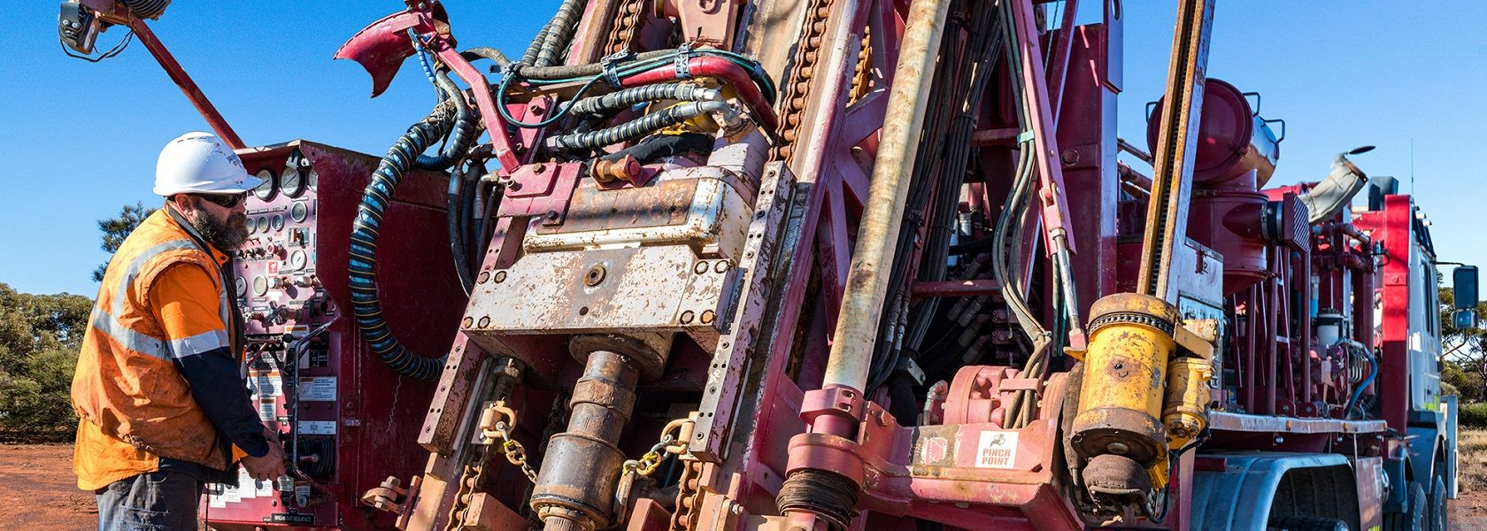 Drill rig company Schramm hits financial wall - Mining Magazine