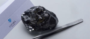 Tomra XRT technology at Karowe recovers 1,758ct diamond