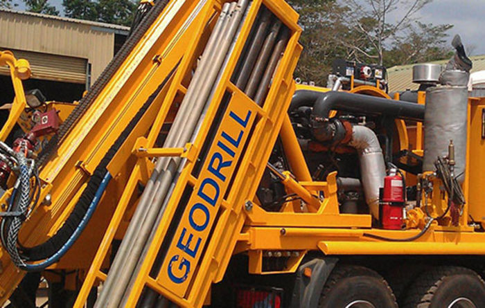 Geodrill secures Subika project