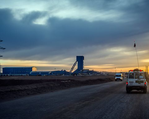 Oyu Tolgoi earns Copper Mark