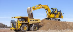 Digging in to the new Komatsu PC2000-11