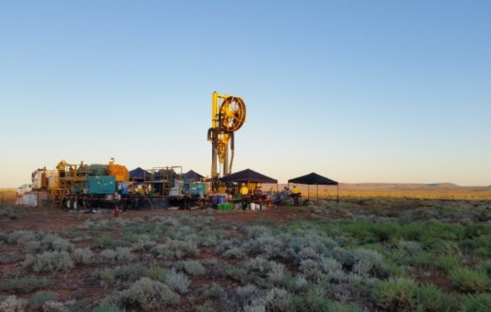 DET CRC trials next-gen exploration rig