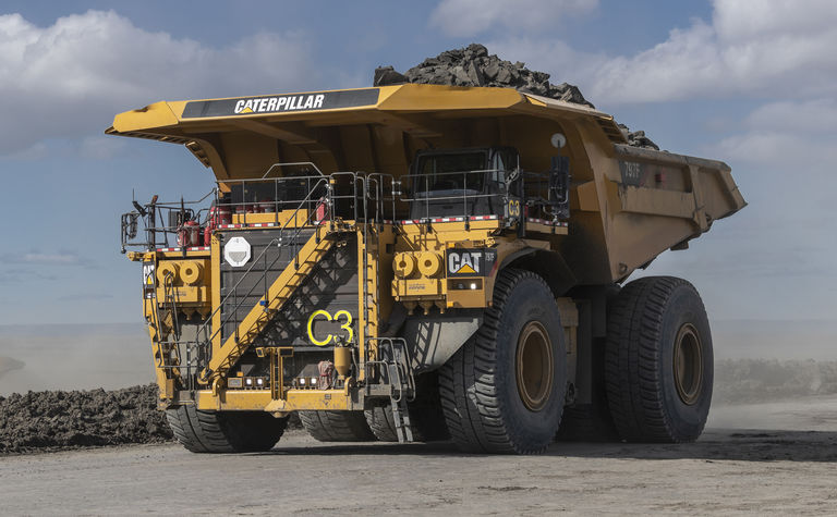 Cat 797F truck now available in fuel-efficient configuration
