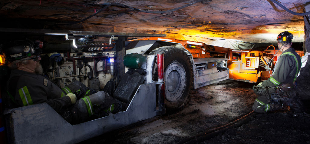 Strata's HazardAvert used in Australian coal mine