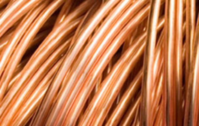 China Minmetals constructs copper mine