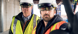 Trimble, Microsoft HoloLens tech combined for safety wearable