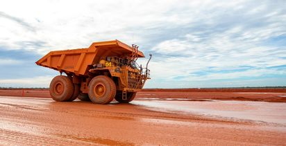 Motorola rolls out backup comms for Rio Tinto