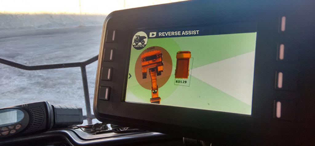Optimized, safer mine haulage assured with Reverse Assist