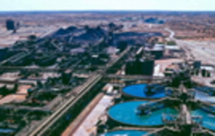 BHP to expand Olympic Dam