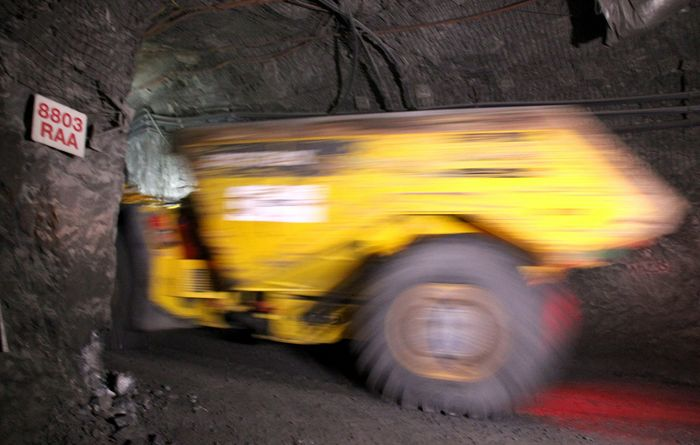 ControlMaster Haul Truck Guidance trialled at Hera