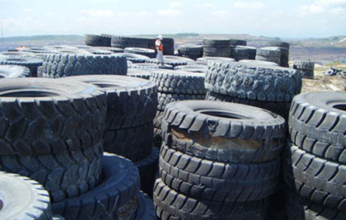 Tytec, GDT build XL tyre recycling plant