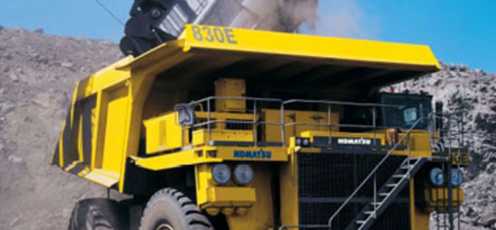 Komatsu launches new Australian subsidiary - Mining Magazine
