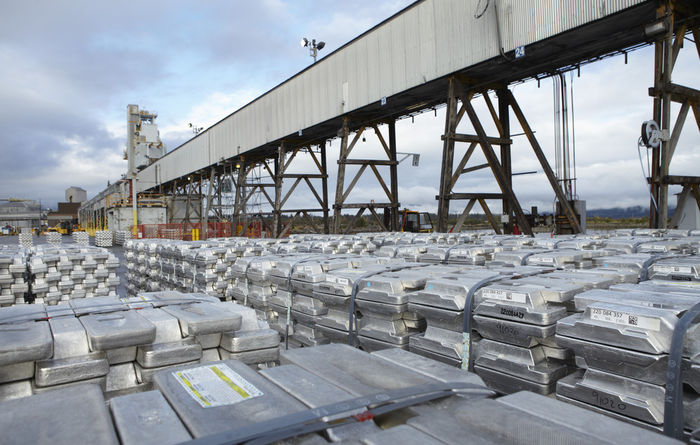 Rio Tinto reduces waste from aluminium production