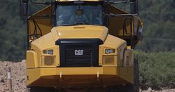 Caterpillar debuts machines at CONEXPO
