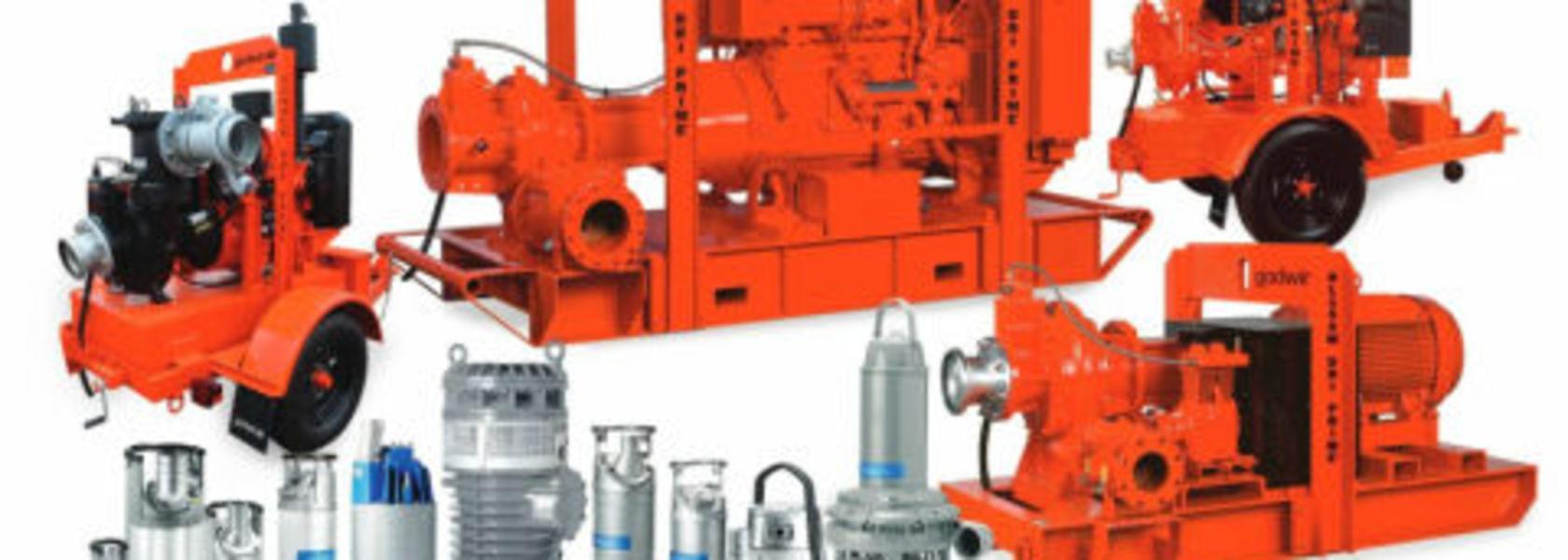 Xylem to expand Godwin pump rental bank - Mining Magazine