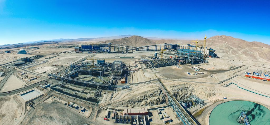 Metso delivers performance solutions contract at Sierra Gorda