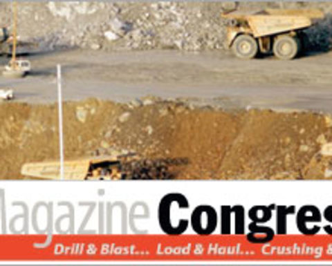 Mining Magazine announces Congress Event
