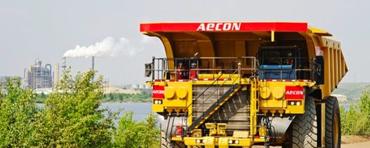 Aecon sells contract mining business to NACG