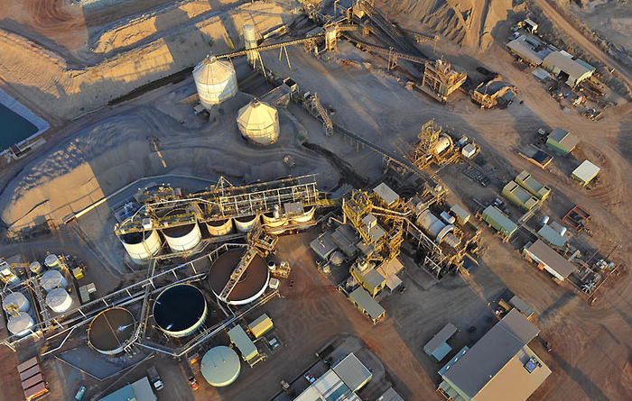 Newmont's Tanami mines opt for gas