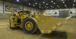 Cat trials lithium powered loader