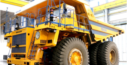 VIST puts autonomous Belaz truck to the test