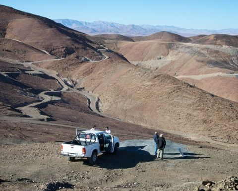 Capstone Chile project passes environment test