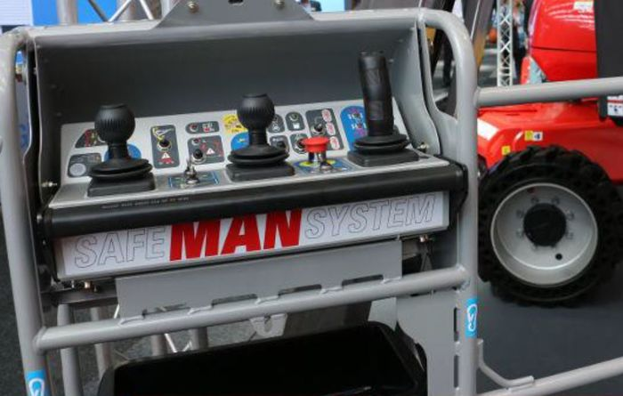 Manitou launches Safe Man System