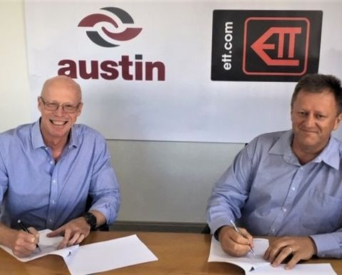 Austin-ETT combination brings offering to Africa