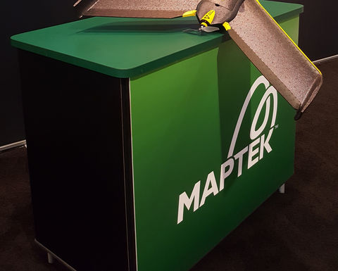 Maptek and senseFly sign agreement