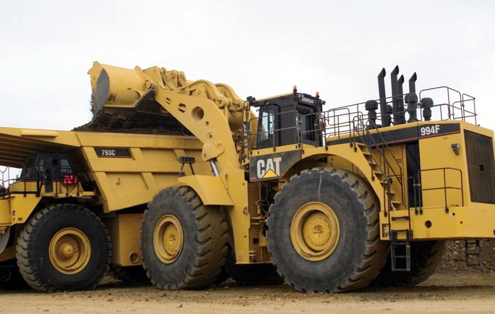 AMIRA releases mining equipment report