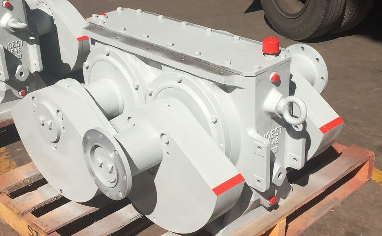 Joest introduces exciter gearbox