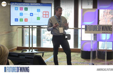 Future of Mining Americas 2019 video: Isometrix