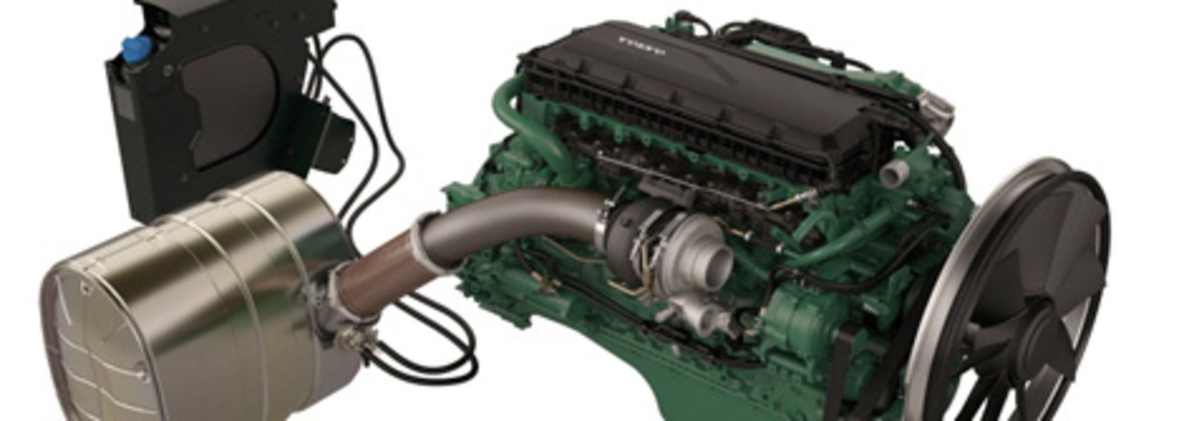 Volvo Penta engines approved for mining