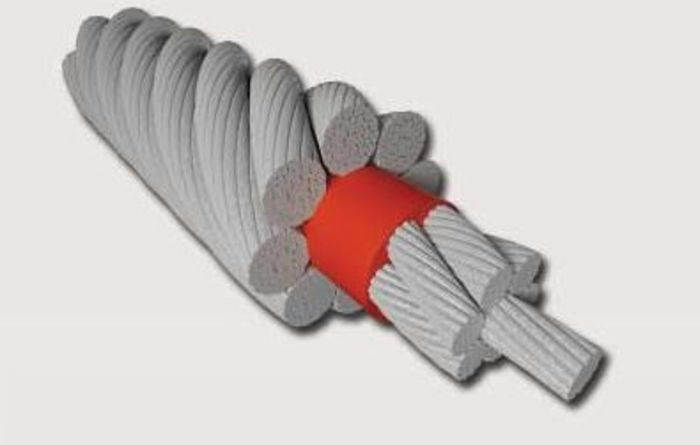 New dragline rope from WireCo WorldGroup