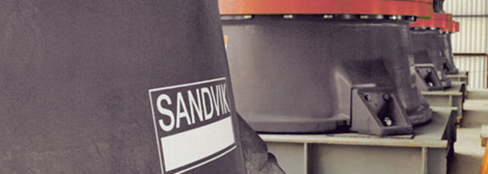 Sandvik supplies major mine restart