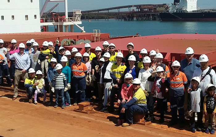 Fortescue puts best foot forward