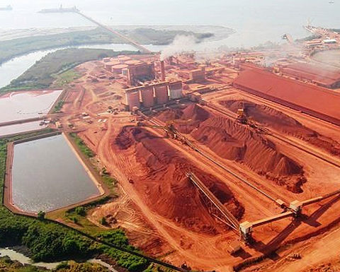 Bauxite plant win for TAKRAF