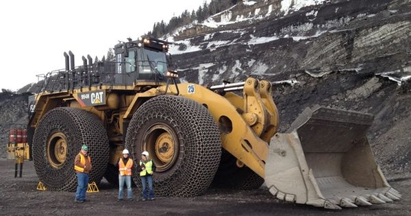 Mining Tyre Design Right Product Application