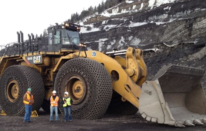 Mining tyre design: right product, right application