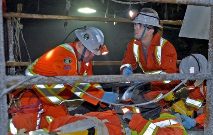 Rescue teams going head to head in Canada