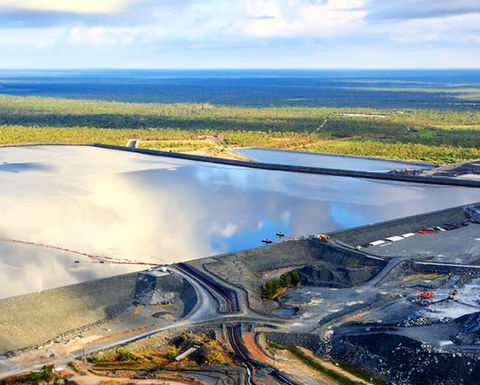 Rio Tinto discloses tailings dam details