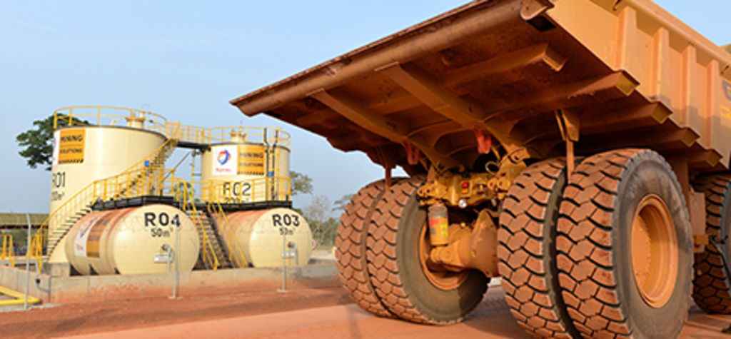 Total to supply Thiess lubricants