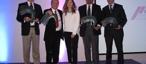 Metso named top supplier in Chile