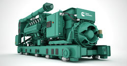 Sustainable power generation for modern mines