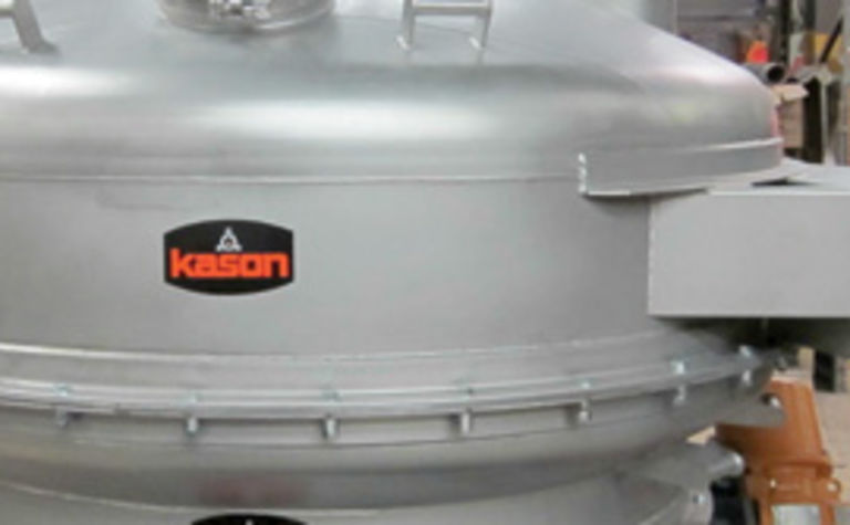 New low-profile pressure sifter