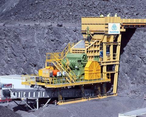 New primary crusher from thyssenkrupp - Mining Magazine