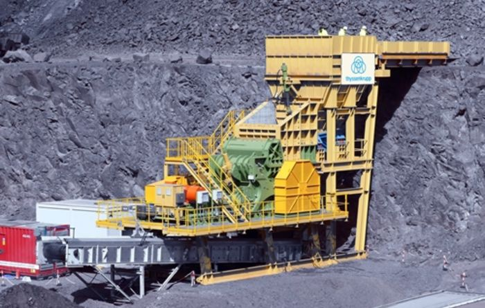 New primary crusher from thyssenkrupp